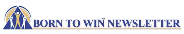 Born to Win Newsletter Logo